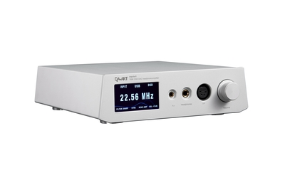 AquilaII PCM768Khz  DAC/preamp/headphone amplifier